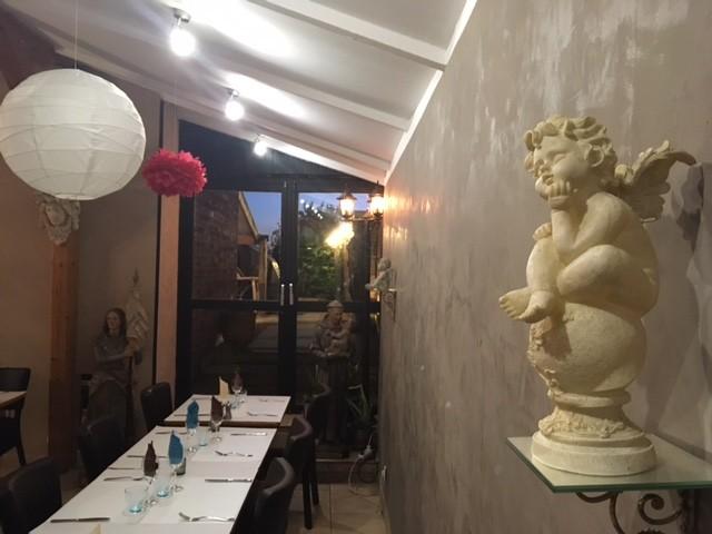 Chez lorenzo la pevele